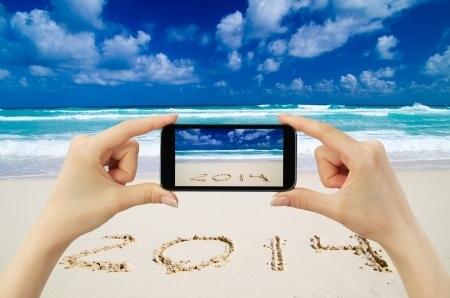 Glücksmomente 2014 mit dem Smartphone