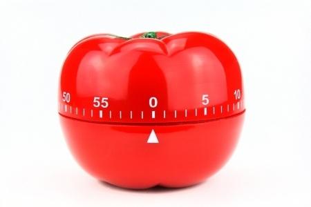 Pomodoro Tomaten Küchenuhr