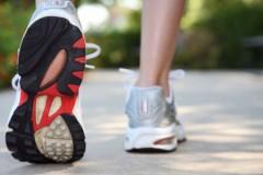 Schritt für Schritt zu mehr Bewegung